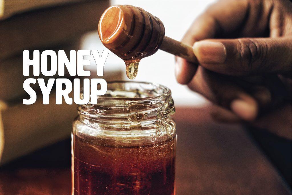 Honey Syrup Recipe